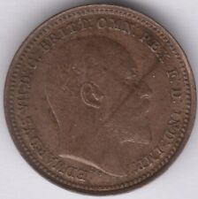 More details for 1902 edward vii 1/3 farthing coin | british coins | pennies2pounds