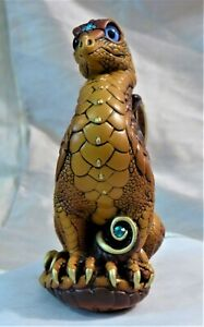 WINDSTONE EDITIONS BANTAM DRAGON – BROWN COLLECTION (limited production)