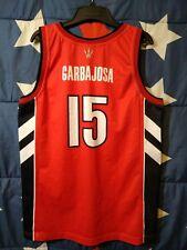 SIZE M Toronto Raptors NBA Basketball Shirt Jersey Champion Garbajosa #15