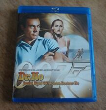 James Bond Dr. No Blu-Ray Movie! 007