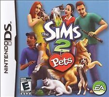 The Sims 2: Pets (Nintendo DS, 2006) cartridge only ID#118 TESTED