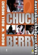 Chuck Berry - Rock And Roll Music DVD NEW, FREE POSTAGE WITHIN AUSTRALIA REG 4