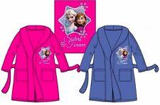 Die Eiskönigin Bademantel 104 110 116 128 Mädchen Kinder Morgenmantel Frozen NEU