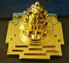Meru Shri Shree Yantra For Vastu Correction & Prosperity Big Size Energized