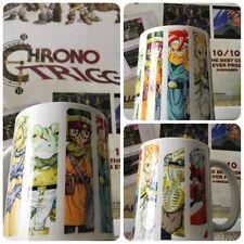 Chrono Trigger Mug - Akira Toriyama Art - Square SNES JRPG Cup by Rev-Level
