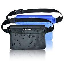ECHTPower Wasserdichte Tasche Beutel Bauchtasche Handyhülle Schutzhülle für W