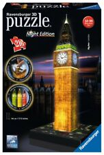 Big Ben 3D Puzzle Night Edition Ravensburger 12588