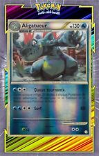 Aligatueur Reverse-HS1:HeartGold SoulSilver-20/123-Carte Pokemon Neuve Française