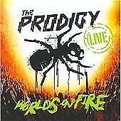 The Prodigy - World's on Fire (Parental Advisory/Live Recording/+DVD, 2011)