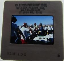 ALAN JONES ALBILAD WILLIAMS WORLD CHAMPION 1980 12 WINS ORIGINAL SLIDE 2