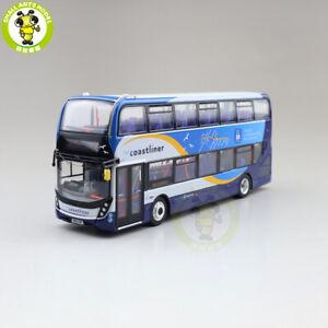 1/76 UKBUS 6520 ADL Enviro400 MMC Stagecoach South Diecast Car Bus Model