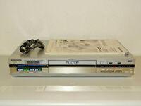 Panasonic DMR-E100H DVD-Recorder / 80GB HDD, Silber, inkl. FB, 2J. Garantie