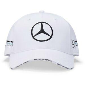 Mercedes AMG Petronas F1 2021 Team Baseball Hat White