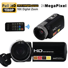 "Hd 1080P 16X Zoom 3""Touch-Screen 24Mp Lcd Digital Video Camera Dv Camcorder H2X3"