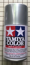Tamiya TS-83 Metallic Silver Acrylic Spray Can 3oz 100ml Paint # 85083