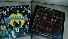 Crowfoot find the sun Marseille 2 vinyl lps
