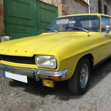 Ford Capri Mk1, Mk2,Front Windscreen, 1969 to 1981  ** NEW**  1600GT