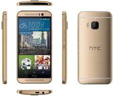New HTC One M9 SIM Free/Unlocked 32GB Smartphone-Amber Gold