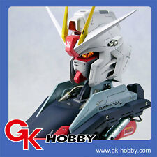 329 SMS Recast 1:35 Freedom Gundam Bust Head with Base and LED System