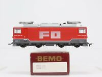 HOm Gauge Bemo 1260 211 Furka-Oberalp Ge 4/4 III Electric Locomotive #81