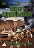 Desert Commandos DVD 1967 Umberto Lenzi WW2 War Thriller Italian Movie Ken Clark