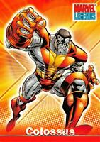 Topps Marvel Collect Colossus X-Men Die-Cut Series 2 1500cc DIGITAL CARD