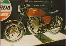 MOTO LAVERDA 1000 cc - CARTOLINA