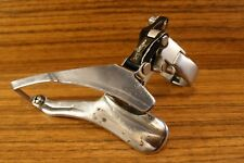 1991 MTB front derailleur Shimano FD-M400 Exage 400 LX VIA Japan 28,6 mm bottom