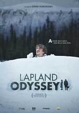 LAPLAND ODYSSEY Movie POSTER 27x40 Moa Gammel Jussi Vatanen Kari Hietalahti