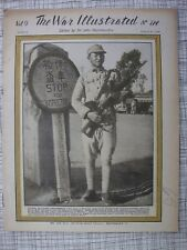 The War Illustrated #214 (Atom Bomb, Berlin Brussels, Potsdam, HMS Argonaut WW2)
