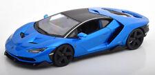 1:18 Maisto Lamborghini Centenario LP 770-4 2017 bluemetallic