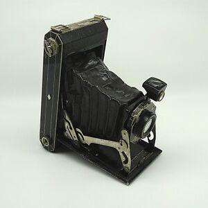 Vorkrieg Kodak Kodon No. 1 Doublet Balg defekt läßt sich nicht schließen