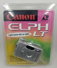 CANON ELPH LT APS CAMERA Sealed New POINT AND SHOOT LIGHTWEIGHT