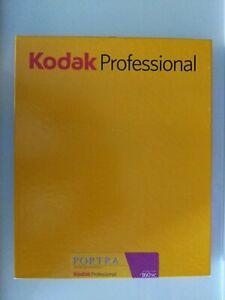 Kodak Portra 160VC 8x10 Film