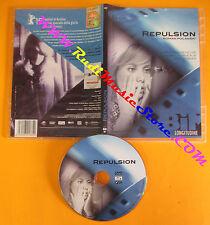 DVD film REPULSION Roman Polanski Catherine Deneuve John Fraser BIM no vhs (D7)