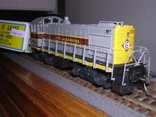 "ATLAS #8081  Erie-Lackawanna Alco S-2 Diesel Loco #507 w/DCC Added ""H.O.Scale"""