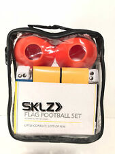 Sklz~ 10 Man Flag Football Deluxe Set ~ W/ Flags and Cones ~ Nip 00004000