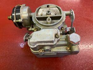 1955 1956 1957 58 60 61 63 CHEVROLET 265 283 V8 CARBURETOR CARTER 3714S WGD NOS