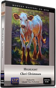Cheri Christensen: Highlight - Art Instruction DVD