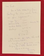 1950s Stan Musial Signed Letter to Agent re Topps Hartland Rawlings Income Early