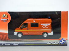 Solido enforcement-fire diecast metal 21015 peugeot boxer secours routier