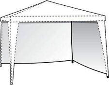 Set 2 pareti laterali per gazebo mt 3