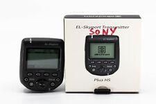 Elinchrom Skyport Transmitter Plus HS for Sony (Pro) - EL19371
