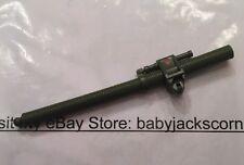 81mm Mortar Barrel & Sight Vintage 1986 Coleco Rambo Thunder Tube Part Lot A