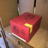 Details about  /La Gloria Cubana Serie R Esteli Alligator Pattern Leather Cigar Case 6-8 ct