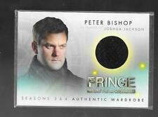Fringe seasons 3/4 wardrobe costume card M20 Josha Jackson- Peter Bishop