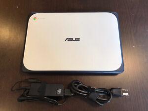 ASUS Chromebook C202S 11.6 inch Intel Celeron 1.60GHz, 4GB)