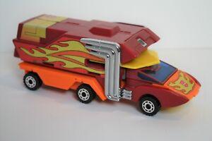 Transformers G1 Rodimus Primeincluding spoiler  Vintage Hasbro Takara incomplet