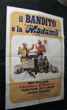 Orig SMOKEY & THE BANDIT Italian 39x55 BURT REYNOLDS