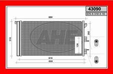 CONDENSATORE NUOVA PANDA 51KW 1.3D MULTIJET MJET DA '03 MOTORE 188A9000